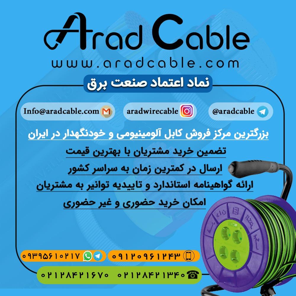 کابل 25*4 آلومینیومی مسین